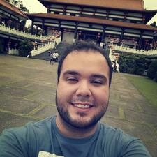 Cainã felhasználói profilja