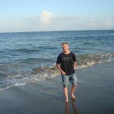 Dawid felhasználói profilja