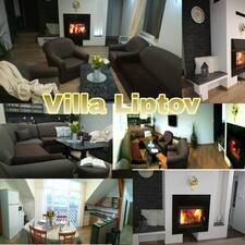 Villa Liptov felhasználói profilja