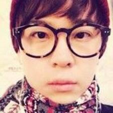 Gebruikersprofiel Sang Woo