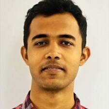 Anirudh felhasználói profilja