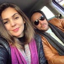 Vanessa E Filipe Brugerprofil
