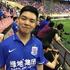 郑 felhasználói profilja