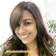 Perfil do utilizador de Isabela