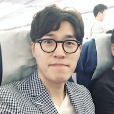 Taeyong felhasználói profilja