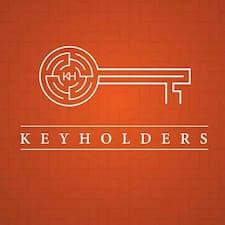 Perfil de usuario de Keyholders