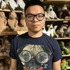 Jhen Liang felhasználói profilja