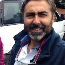 โพรไฟล์ผู้ใช้ Luis Miguel