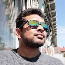 Profil Pengguna Siddarth