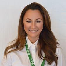 Ingrida User Profile
