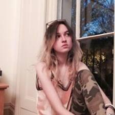 Izzy - Uživatelský profil