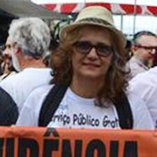Perfil do usuário de Denise Marcia De Andrade