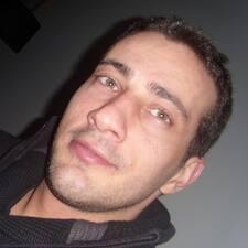 Användarprofil för Jean-Sébastien