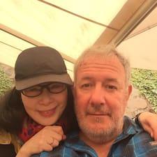 Profil Pengguna Mari & Brian