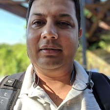 Nikhil felhasználói profilja