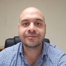 Henkilön Antonio käyttäjäprofiili