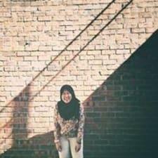 Profilo utente di Fatin Liyana