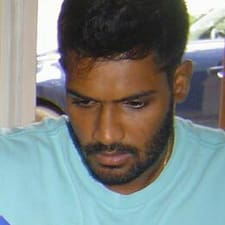 Chandimal User Profile