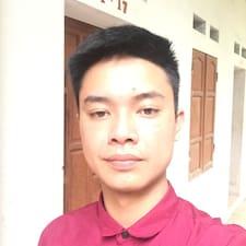 Profil utilisateur de Trịnh