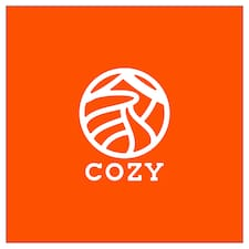 Perfil do utilizador de Cozy
