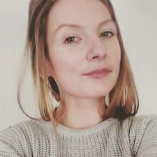 Profil utilisateur de Adéla