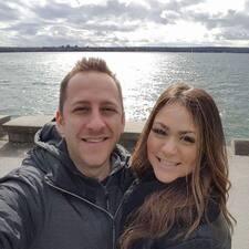 Profil utilisateur de Sarah & Mike