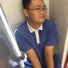 Användarprofil för 剑峰