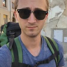 Perfil do usuário de Jiří