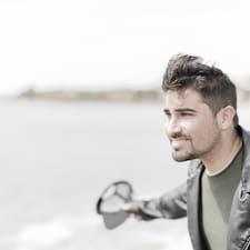 Miguel Israel felhasználói profilja