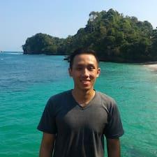 Profil utilisateur de Allan Dharma