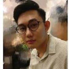 Gebruikersprofiel Jun Kai