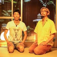 Ume & Ryota是超讚房東。