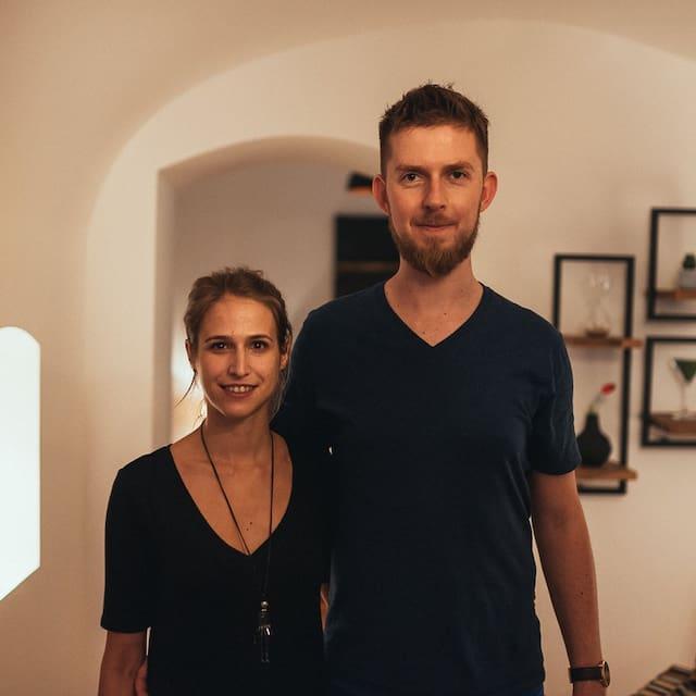 Profil utilisateur de Juraj & Petra