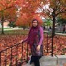 Zahra - Uživatelský profil