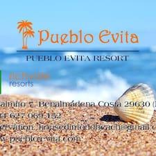 Pueblo Evita User Profile