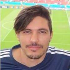 Profil utilisateur de Mauro