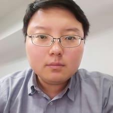 Användarprofil för Xin
