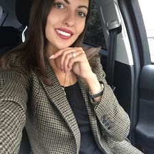 Aleksandra Brukerprofil