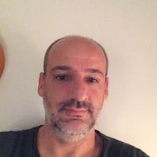 Xavi User Profile
