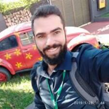 Profil utilisateur de Jádson