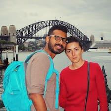 Surya & Iulia es el anfitrión.