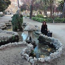 Profil utilisateur de María Delia
