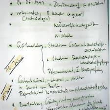 Profilo utente di Hans-Bernd