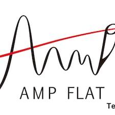Amp Flat User Profile