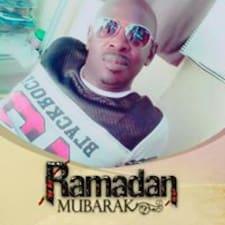 Amadou - Uživatelský profil