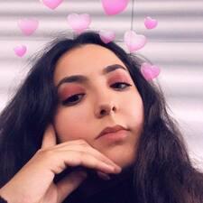 Profil utilisateur de Imane