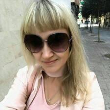Татьяна的用戶個人資料