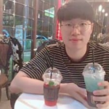 Perfil de l'usuari SungHo