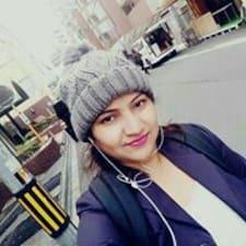 Profil utilisateur de Vijaya