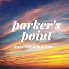 Parker's felhasználói profilja